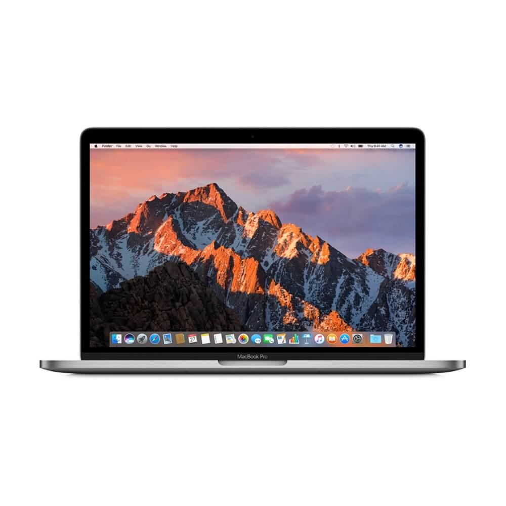 Test af Apple MacBook Pro 13
