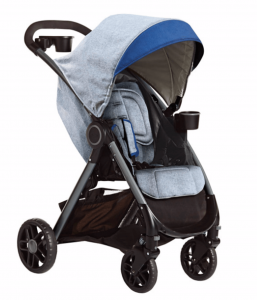 Graco Fast Action DLX Travel System