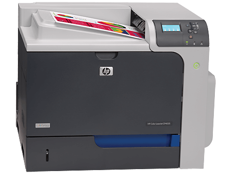 Test af HP Color LaserJet Enterprise CP4025n