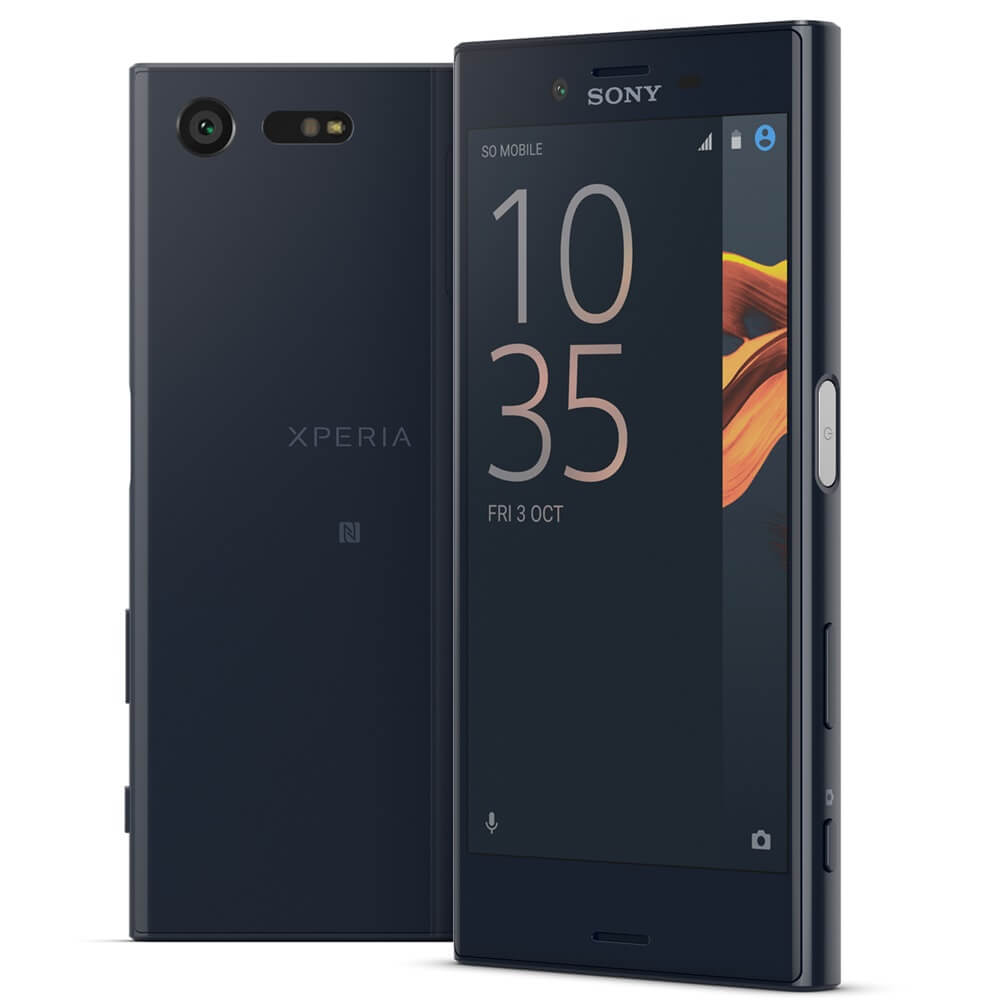 Test af Sony Xperia X Compact