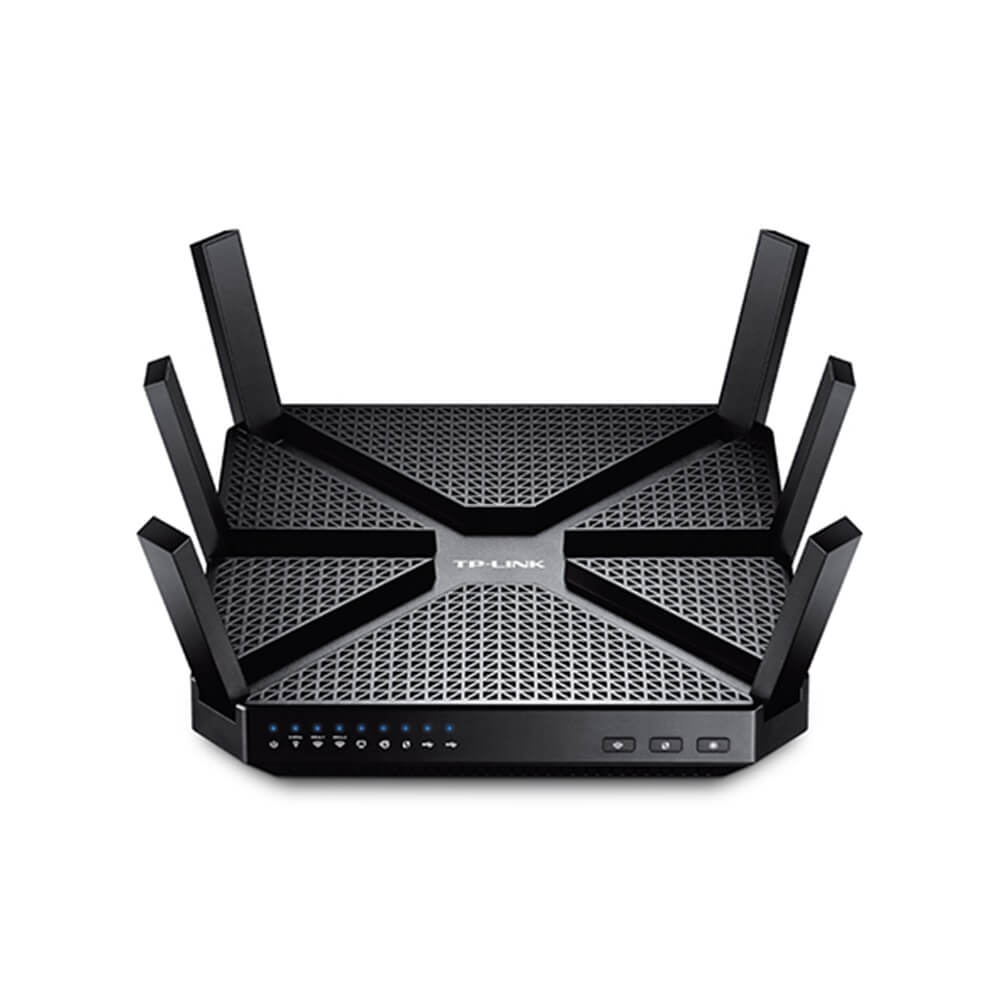 Anmelderrost router - TP-Link Archer C3200 Tri-Band