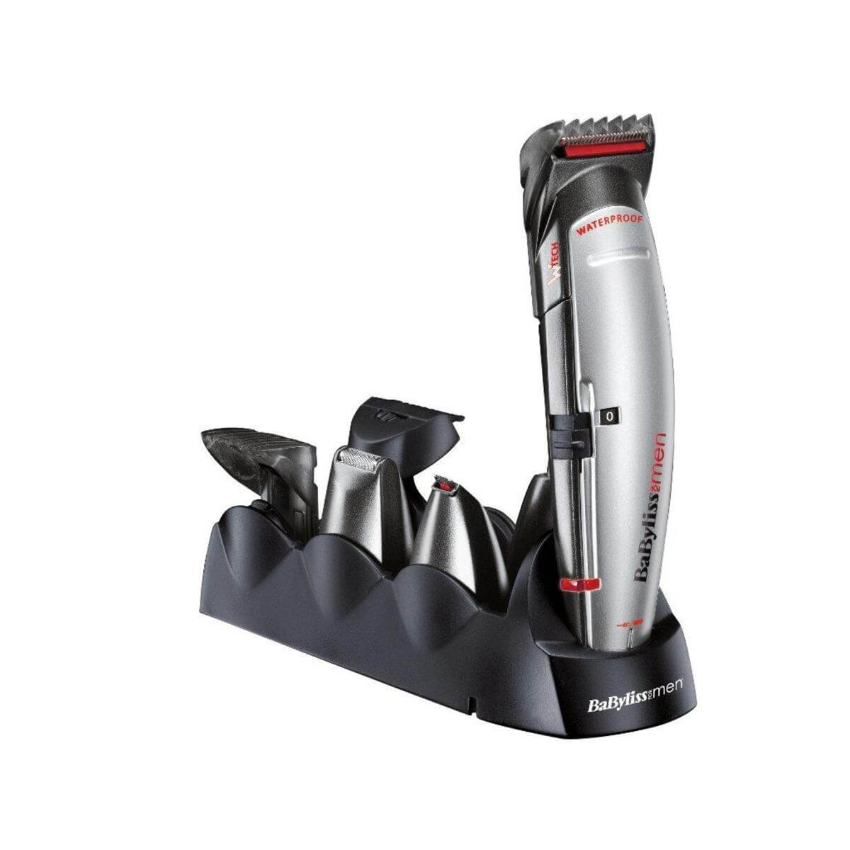 Test af BaByliss for Men E835E (8-i-1 Multi Trimmer)