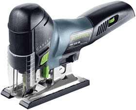 Test af Festool Carvex PSC 420 LI Eb-Basic 18V