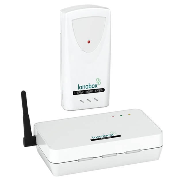 Lonobox startkit W922 vejrstation