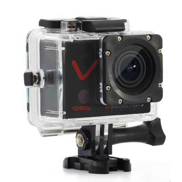 Monster Vision Action Sport Camera 1080P