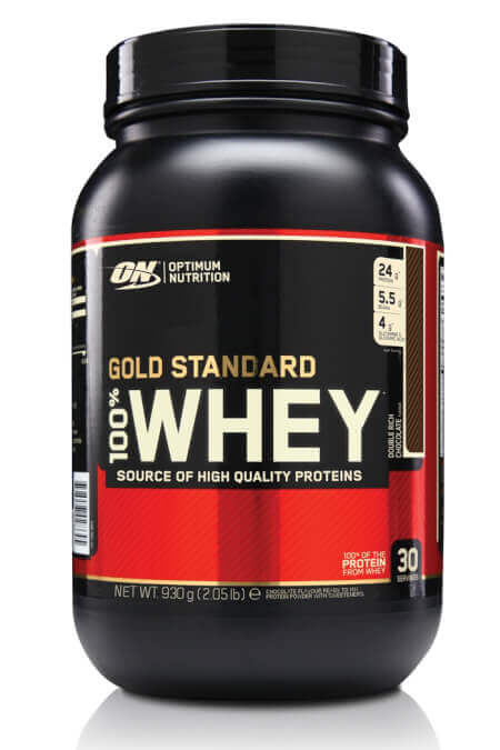 Test af Optimum Nutrition Gold Standard 100% Whey