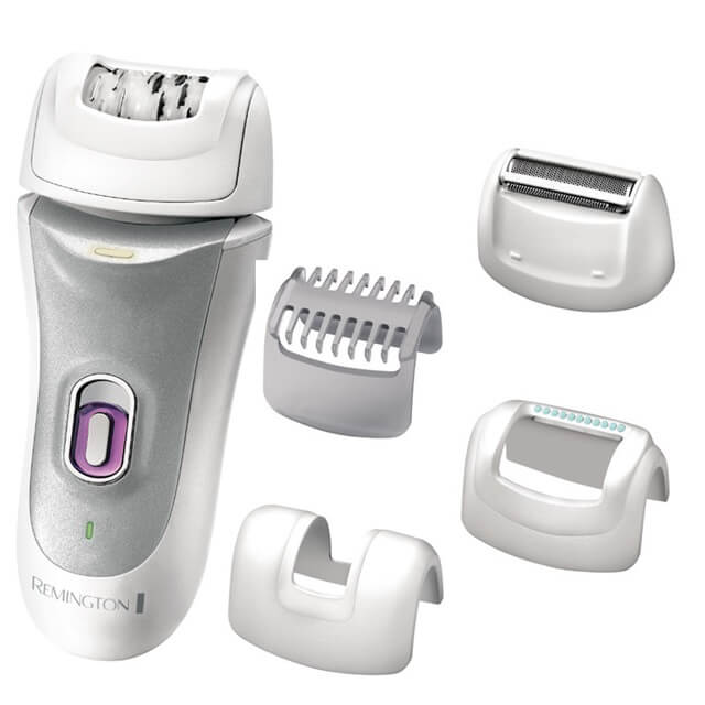 Test af Remington EP7030 epilator