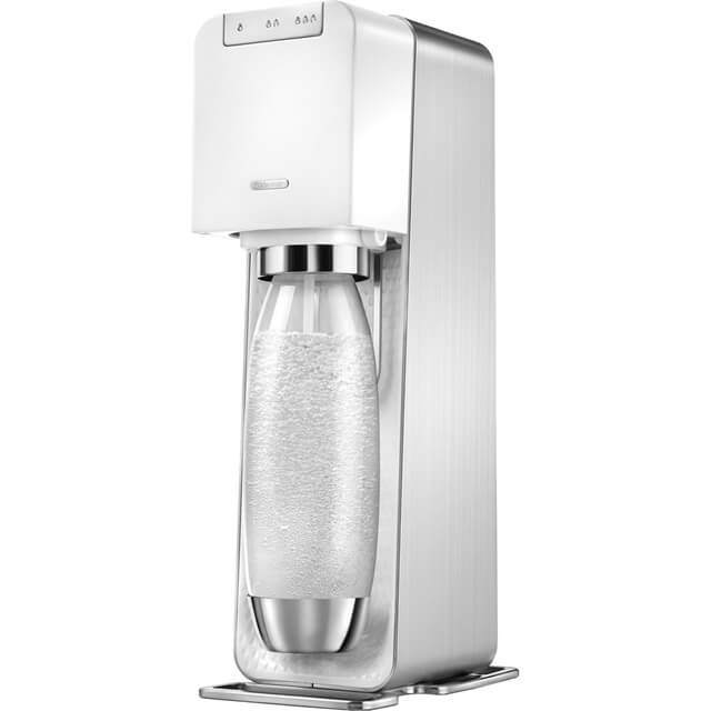 Test af Sodastream Power