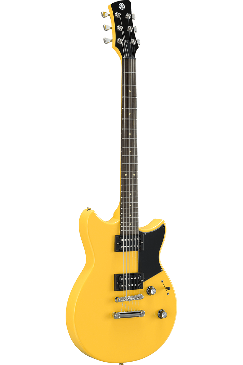 Yamaha RS320 SYL Revstar el-guitar stock yellow